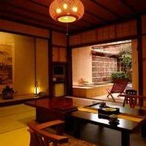 露天風呂客室一例001