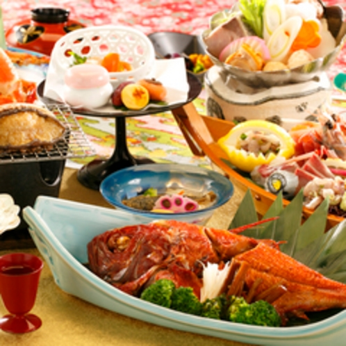 夕凪膳 季節の一例