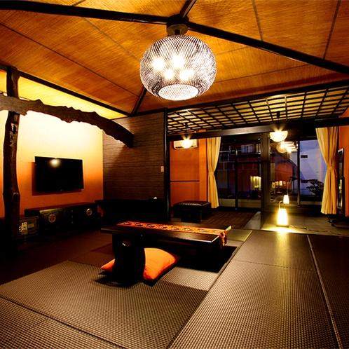 新装西の丸の客室 一例