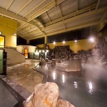 宿泊者専用の大浴場