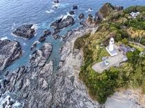 潮岬/串本町に属す、言わずと知れた『本州最南端』の観光名所。