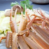 ほっこり温まる冬の蟹鍋