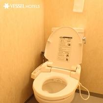 全室ウォッシュトイレ完備