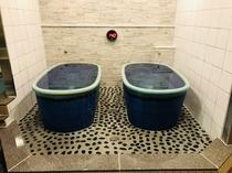 寒冷壺風呂