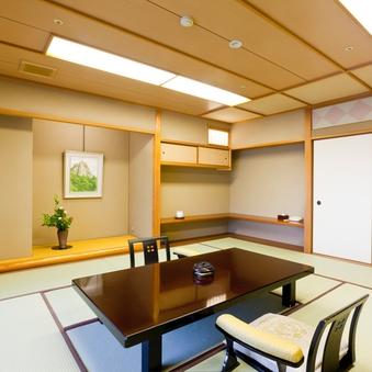 西館・7階客室(和室15畳または12.5畳+6畳)【R7】