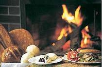 ベルニナ朝食