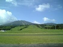 夏の安比高原