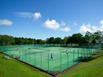 安比高原テニスコート