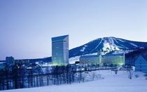 冬の安比高原