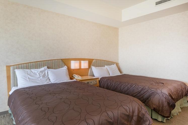 洋室 ベッド
