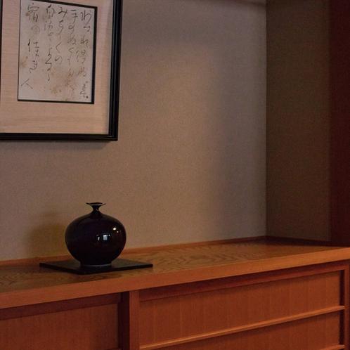 *館内イメージ/落ち着いた雰囲気の館内です。