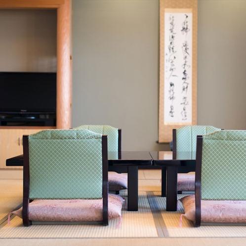 *客室一例/雄大な海を眺めながら、ゆったりとしたひと時をお楽しみ下さい。