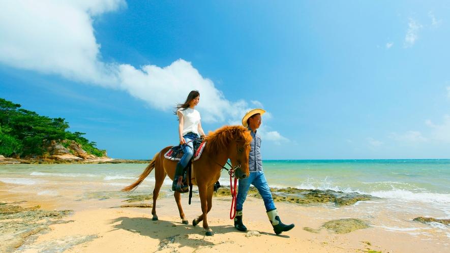 アクティビティ:乗馬体験