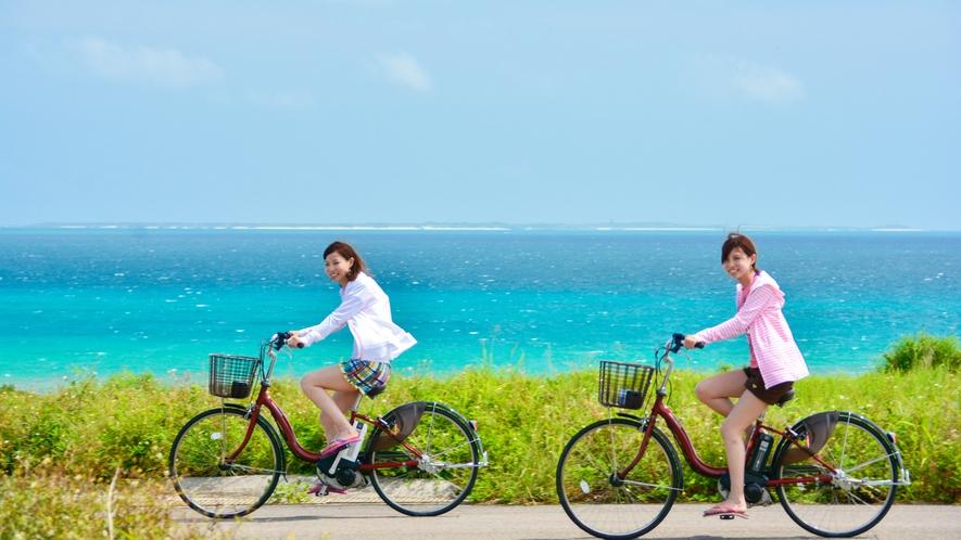 アクティビティ:自転車