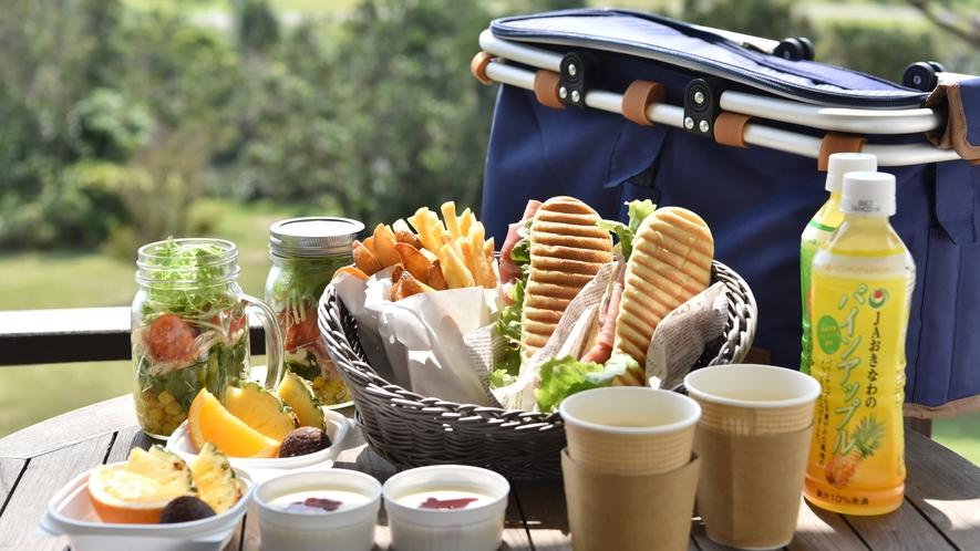 食事:朝食_ピクニックブレックファスト