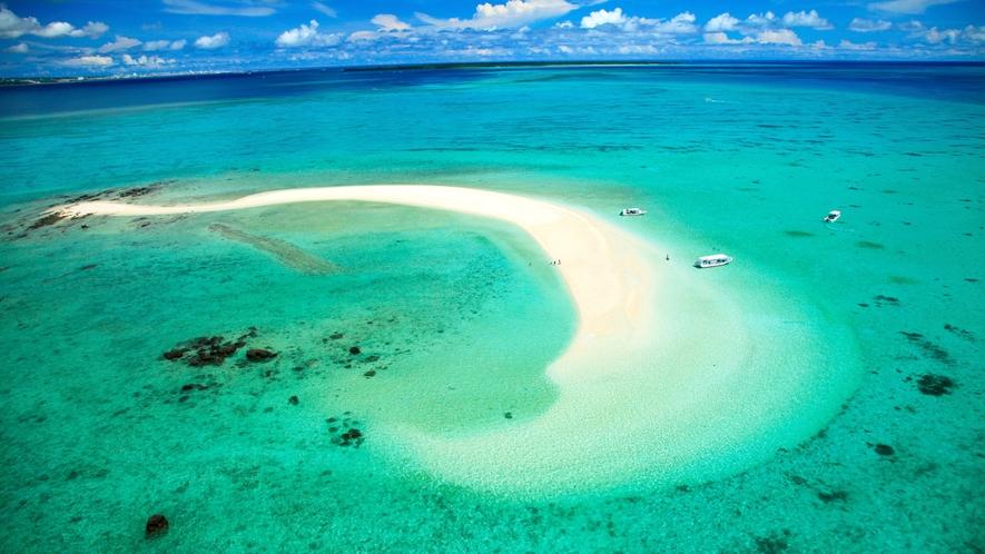 アクティビティ:幻の島ツアー