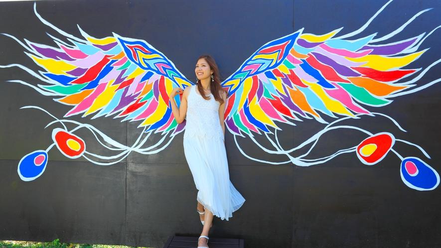 ファシリティ:天使の羽
