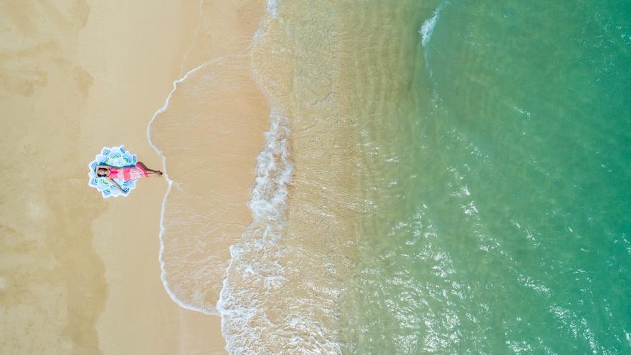 ファシリティ:はいむるぶしビーチ