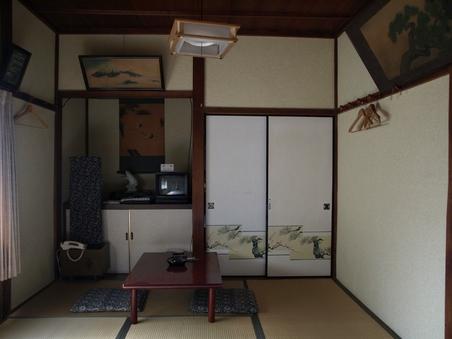 小間 和室 本間6畳