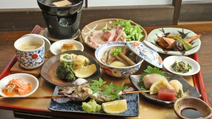 ◆季節の会席プラン◆鹿児島の美味しいを詰め込んだリーズナブルプラン♪(ペット不可)
