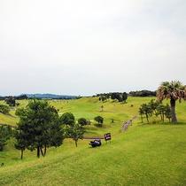 *【野外施設・ゴルフ場】大自然でのプレーは爽快!