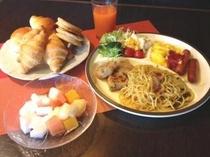 洋プレート[朝食]