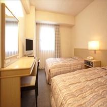 【部屋】ツインルーム1