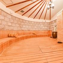 *【岩盤浴】韓国式サウナの汗蒸幕(ハンジュンマク)。身体の芯から温まり、デトックス効果大です。