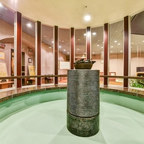 *【岩盤浴】サウナ浴の後のクールダウンは、刺激の少ない「冷気浴」で。新陳代謝が促進されます。