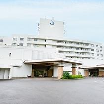 *【外観】 鵜戸神宮や日南海岸から車で30分!宮崎の海も山も楽しむならホテルJ's日南リゾートへ!