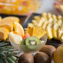 朝食イメージ フルーツ