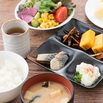 朝食イメージ 和食