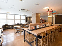 Comfort Library Cafeイメージ