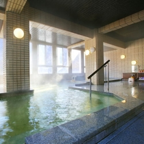 ・【観山の湯】男性大浴場