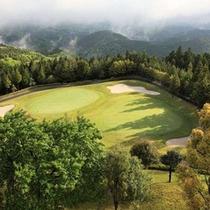 *【ゴルフコース】ご宿泊翌日にゴルフプレーはいかがですか?