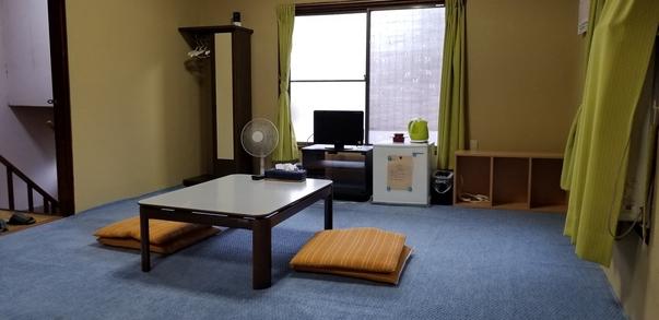 和室 ゆったりスペース 2名〜4名