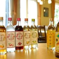 シェンロンの中国果実酒