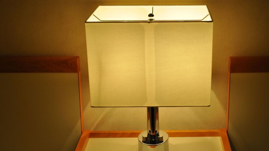 【客室】電気スタンド