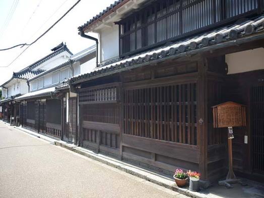 【当館人気】【朝食付】♪♪重要伝統的建造物群保存地区『今井町』を巡るプラン♪♪【駐車場無料】