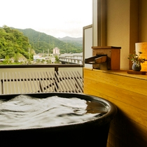 ■特別室☆【悠久の町】露天風呂