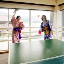 ■海一望★卓球ルーム☆女子会でワイワイ