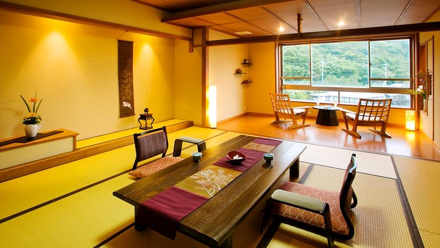 デザイナーズルーム和室■特別室【悠久の町】