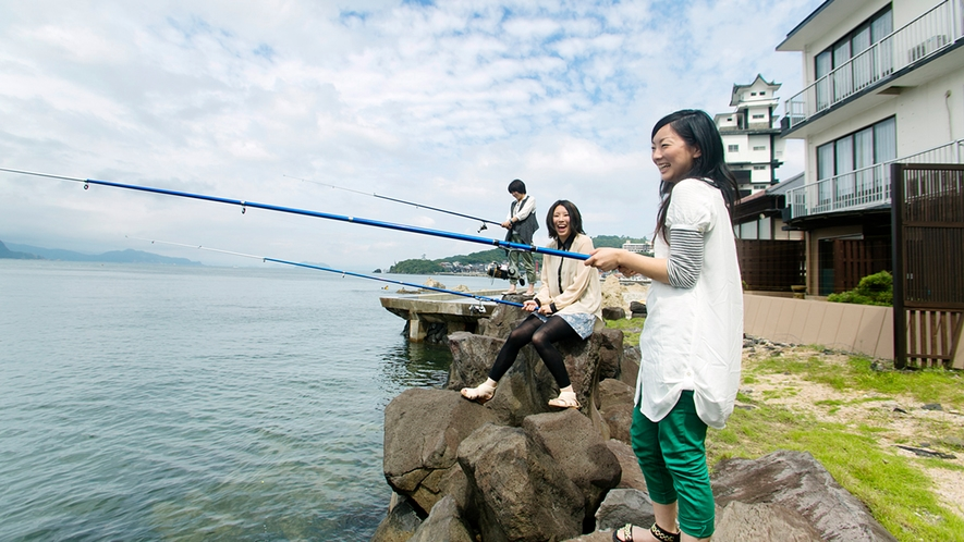 ◆釣り満喫