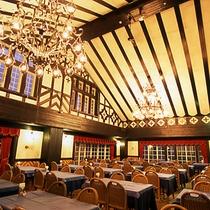 【レストラン・ラ・セゾン・コネクション館2F】フランス料理アレンジしたフルコースとヨーロピアンブッフ