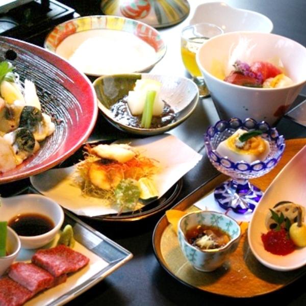 ★花鳥★四季彩鍋と和食会席