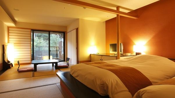 【露天風呂付客室】和洋室36平米(定員3名様)