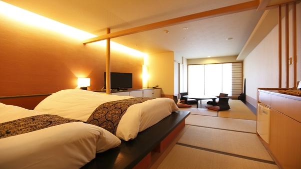 【露天風呂付客室】和洋室45平米(定員4名様)