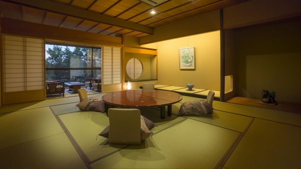 ◆癒しの空間【抗酸化陶板浴&シャワールーム付】和洋室/禁煙