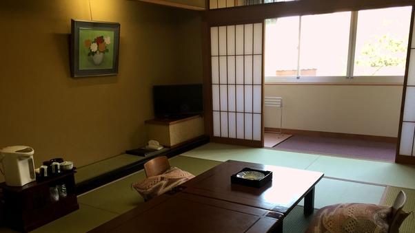 ◆【シンプル和室12畳】(広縁・眺望なし)/食事会場おまかせ