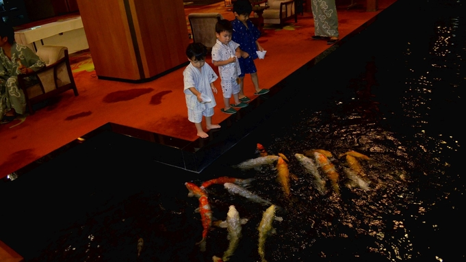 【夏家族デラックス】7種の舟盛りグルメ家族◆ジャンケンで景品ゲット【ファミリー】【家族同室】